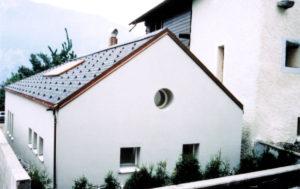 Maison Jenelten à Veyras