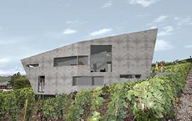 Maison R à Champlan/Grimisuat