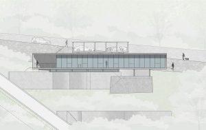 Maison Barradi à Montreux/Territet
