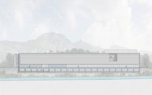Etablissement thermal à Lavey-les-Bains