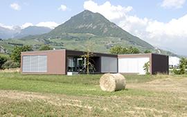 Maison Gillioz à Sion/Uvrier