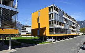 84 logements à Martigny