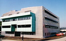 Bâtiment administratif à Ecublens