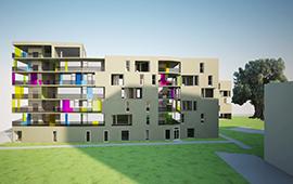 80 logements à Sion/Vissigen