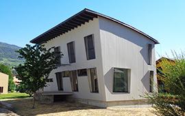 Maison T à Granges
