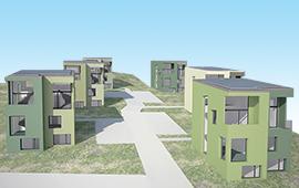 Habitat groupé à Champlan